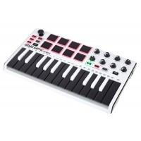 Akai Pro MPK mini MKII White MIDI-клавиатура