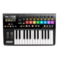 AKAI PRO ADVANCE 25 MIDI-клавиатура