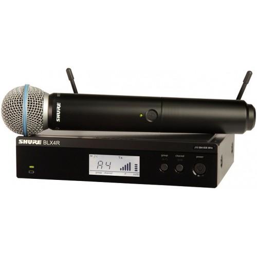 SHURE BLX24RE/SM58 M17 Вокальная радиосистема