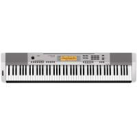 Casio CDP-230R SR Цифровое пианино, цвет серебристый