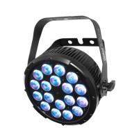 CHAUVET COLORdash Par Quad 18 светодиодный прожектор направленного света типа PAR