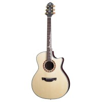 CRAFTER ML-Rose Plus Электроакустическая гитара с кейсом