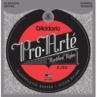 D'addario EJ-30 Струны для классической гитары