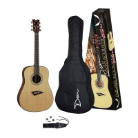 Dean AK48 PK - комплект: акустическая гитара