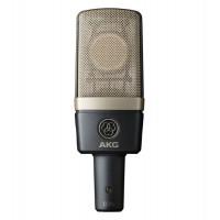 AKG C314 микрофон студийный конденсаторный, диапазон частот 20 - 20000 Гц