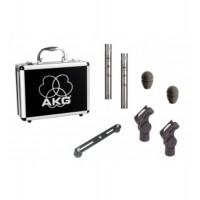 AKG C451B ST стерео пара отобранных микрофонов