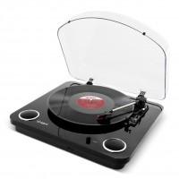 ION Audio MAX LP Black Виниловый проигрыватель