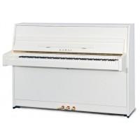 Kawai K15E WH/P пианино белое полированное
