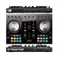 Native Instruments Traktor Kontrol S2 MK2 DJ USB контроллер