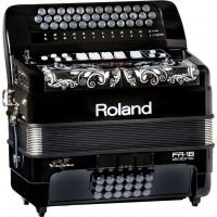 Roland FR-18D BK диатонический аккордеон