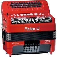 Roland FR-18D RD диатонический аккордеон