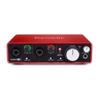 Focusrite Scarlett 2i2 2nd Gen внешний аудиоинтерфейс