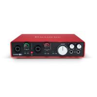 Focusrite Scarlett 6i6 2nd Gen внешний аудиоинтерфейс
