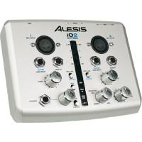 ALESIS IO|2 Express Портативный USB аудио интерфейс