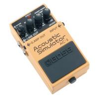 Boss AC-3 Acoustic Simulator fпедаль для гитары