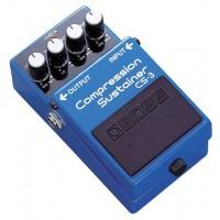 Boss CS-3 Компрессор/сустейнер педаль для гитары