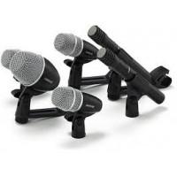 Инструментальные микрофоны