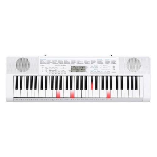 Casio LK-247 синтезатор, цвет белый