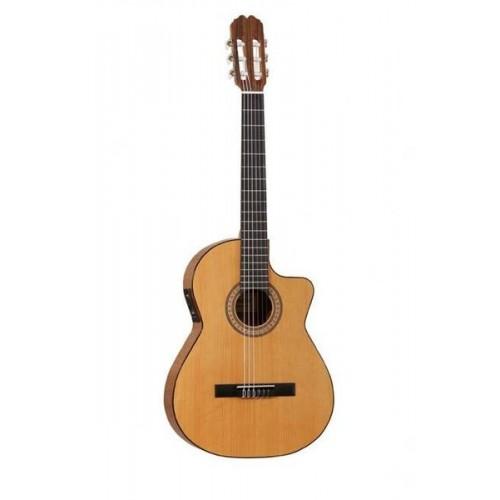 Admira Juanita-EC электроакустическая классическая гитара
