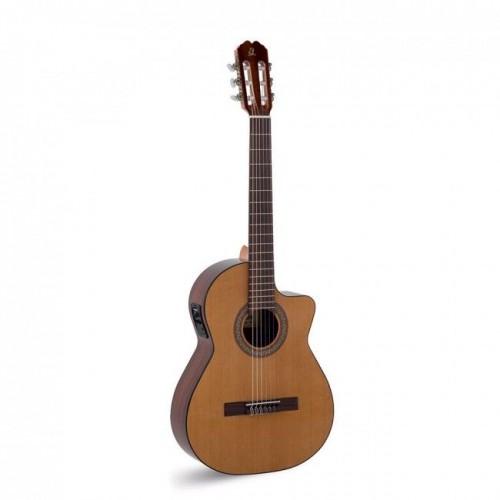 Admira Malaga-ECF электроаккустическа классическая гитара