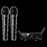AKG WMS40 Mini2 US25AC вокальная радиосистема