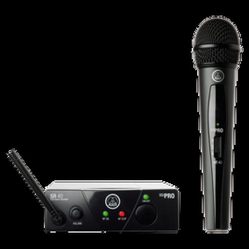 AKG WMS40 Mini BD US25B вокальная радиосистема