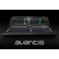 Allen & Heath Avantis цифровой микшер