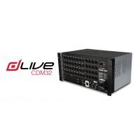 Allen & Heath dLive CDM32 цифровая микшерная консоль