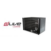 Allen & Heath dLive CDM48 цифровая микшерная консоль
