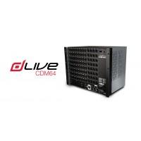 Allen & Heath dLive CDM64 цифровая микшерная консоль