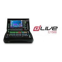 Allen & Heath dLive C1500 цифровая микшерная консоль
