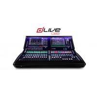 Allen & Heath dLive C3500 цифровая микшерная консоль