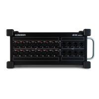 Allen & Heath AB168  устройство input/output