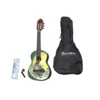 BARCELONA CG10K/AMI 1/2 Классическая гитара уменьшенная с аксессуарами