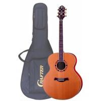 Crafter J-15 N Акустическая гитара с чехлом