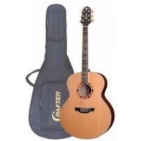 Crafter J-18CD Акустическая гитара с чехлом