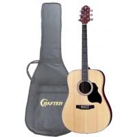 Crafter MD-40 N акустическая гитара с чехлом