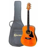 Crafter MD-60/AM Акустическая гитара с чехлом