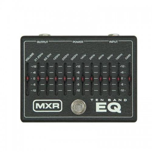Dunlop MXR M108 EU 10-BAND GRAPHIC EQ графический эквалайзер
