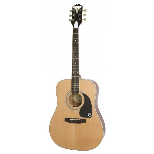 EPIPHONE PRO-1 PLUS Acoustic Natural акустическая гитара, цвет натуральный
