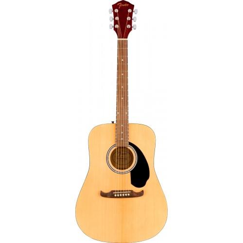 Fender FA 125 Dreadnought Walnut Акустическая гитара