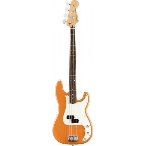 Fender PLAYER PRECISION BASS® PAU FERRO FINGERBOARD CAPRI ORANGE бас-гитара