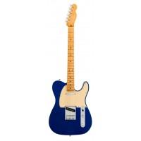 Fender American Ultra Telecaster®, Maple Fingerboard, Cobra Blue электрогитара