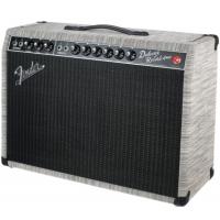 Fender 65 DLX CHILEWICH CHLK CRMBK 230EU ламповый гитарный усилитель
