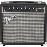 Fender champion 20 комбо для электрогитары