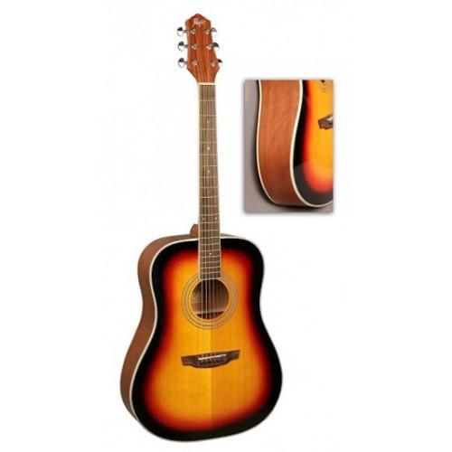Flight AD 200 3TS Акустическая гитара