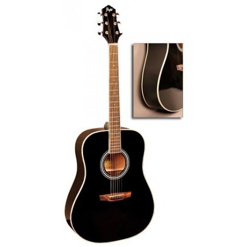 Flight AD 200 BK Акустическая гитара