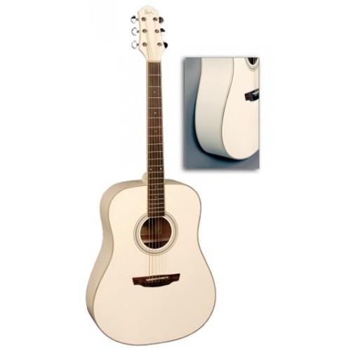 Flight AD 200-WH Акустическая гитара