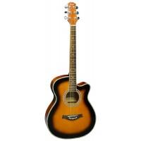 Flight F230C SB Акустическая гитара