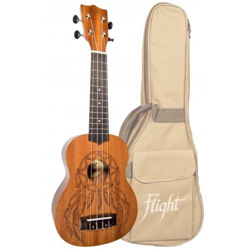 FLIGHT NUS 350 DC укулеле сопрано